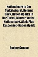 Nationalpark in Der Türkei