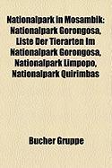 Nationalpark in Mosambik