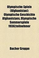 Olympische Spiele (Afghanistan)