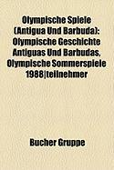 Olympische Spiele (Antigua Und Barbuda)