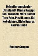 Orientierungsläufer (Finnland)
