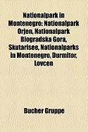 Nationalpark in Montenegro