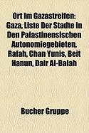Ort Im Gazastreifen