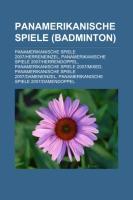 Panamerikanische Spiele (Badminton)