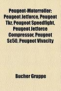 Peugeot-Motorroller