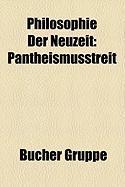Philosophie Der Neuzeit: Pantheismusstreit