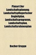 Planart Der Landschaftsplanung