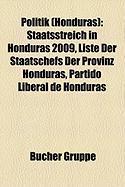 Politik (Honduras)