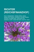 Richter (Reichsfinanzhof)
