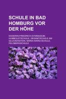 Schule in Bad Homburg Vor Der Höhe