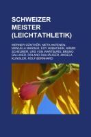 Schweizer Meister (Leichtathletik)