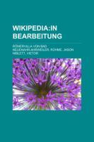 Wikipedia:in Bearbeitung