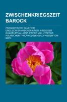 Zwischenkriegszeit Barock