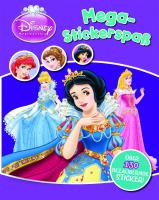 Disney: Mega-Stickerspaß Prinzessin