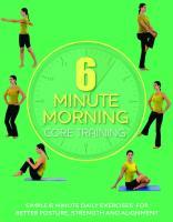 6-Minuten Training: Körperzentrum