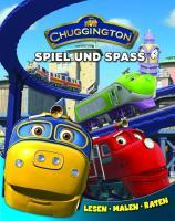Chuggington: Jahresbuch