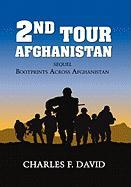 Second Tour Afghanistan Charles F. David Author