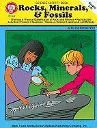 Rocks, Minerals, and Fossils, Grades 5-8: Science Activity Book - Ward, Pat; Ward, Barbara