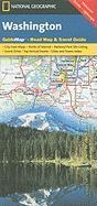 Washington: NATIONAL GEOGRAPHIC Guide Maps