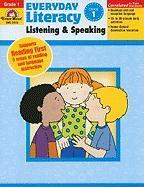 Everyday Literacy Listening & Speaking, Grade 1