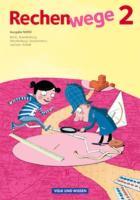 Rechenwege - Nord - Aktuelle Ausgabe / 2. Schuljahr - Schülerbuch mit Kartonbeilagen