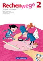 Rechenwege - Nord - Aktuelle Ausgabe: 2. Schuljahr - Arbeitsheft