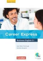 Career Express - Business English / C1 - Kursbuch mit Hör-CDs und Phrasebook
