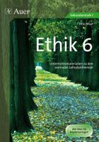 Ethik, Klasse 6