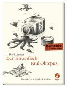 Der Tintenfisch Paul Oktopus (Boje)
