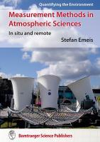 Measurement Methods in Atmospheric Sciences: In situ and remote