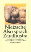 """Also sprach Zarathustra: Ein Buch für alle und keinen (Mit einem Essay """"Die Philosophie Nietzsches im Lichte unserer Erfahrung"""" von Thomas Mann)"""