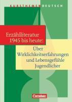 Kursthemen Deutsch