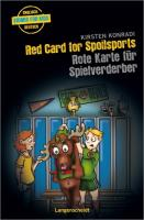 Red Card for Spoilsports - Rote Karte für Spielverderber