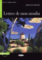 Lettres de mon moulin - Buch mit Audio-CD (Lire et s'Entraîner - A1)