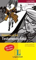 Testamento fatal (Crímenes al sol)