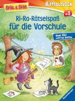 Ri-Ra-Rätselspaß für die Vorschule