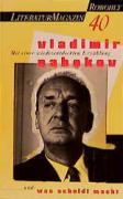 Literaturmagazin 40: Vladimir Nabokov
