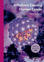 Infections Causing Human Cancer: Softcover Edition
