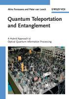 Quantum Teleportation and Entanglement