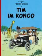 Tim und Struppi 1: Tim im Kongo. Kindercomic ab 8 Jahren. Ideal für Leseanfänger: Comic-Klassiker