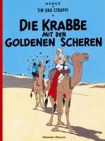 Tim und Struppi 8: Die Krabbe mit den goldenen Scheren: Kindercomic ab 8 Jahren. Ideal für Leseanfänger. Comic-Klassiker (8)
