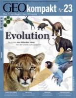 GEO kompakt / GEO Kompakt 23/2010 - Evolution
