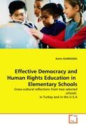 Effective Democracy and Human Rights Education in Elementary Schools