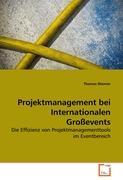 Projektmanagement bei Internationalen Großevents