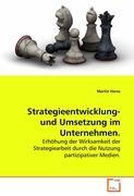 Strategieentwicklung- und Umsetzung im Unternehmen.