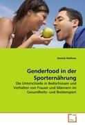 Genderfood in der Sporternährung