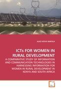 ICTs FOR WOMEN IN RURAL DEVELOPMENT