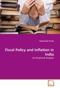 Fiscal Policy and Inflation in India