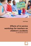 Effects of in-service workshop for teachers on children's accidents