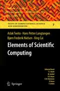 Elements of Scientific Computing (Texts in Computational Science and Engineering): 7